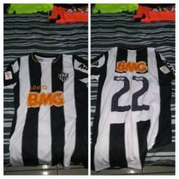 Camisa Atlético Mineiro - Galo - 2014 c13589398234f