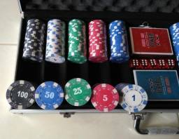 Maleta Poker 500pc