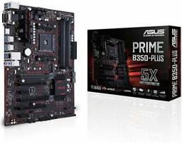 Placa mãe Asus prime b350 plus ATX am4