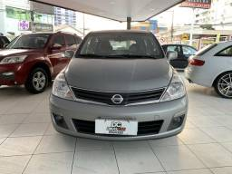 Nissan tiida s 1.8 flex 2013 cinza - 2013