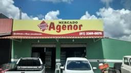 Vendo Mercado Agenor no Entre Lagos