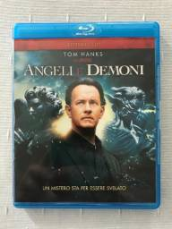 Blu-ray Anjos e Demônios