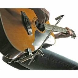 Microfone Condensador Profissional SE GM10 - Montável para Violão