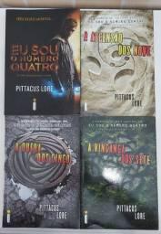 Série Os Legados de Loriem - 4 Livros