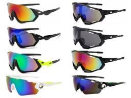 Óculos de ciclismo Modelo estilo Flight Jacket e SpeedTrap 100%- NOVO