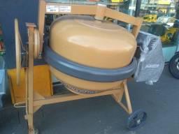 Betoneira de 400 litros com motor 220v monofásica