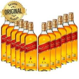 Caixa de Whisky Red Label (12 L)