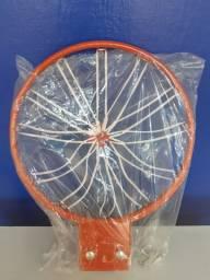 Cesta de basquete em ferro com molas sem tabela