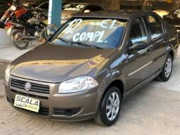 Fiat Siena EL Marrom 2012 O MAIS NOVO DO OLX!