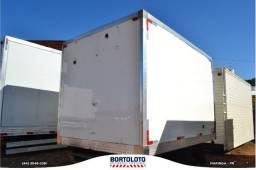 Baú Frigorífico 3/4 R.P Truck Liso