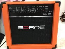 Amplificador de guitarra borne 15w