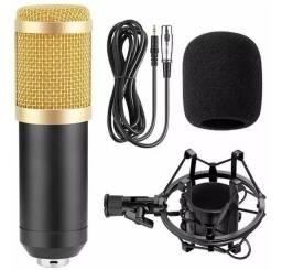 Microfone Condensador BM-800 B-Max - Com Garantia