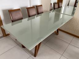 Mesa de jantar moderna Jacaúna