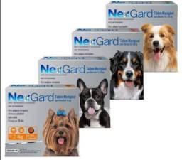 Nexgard Antipulgas e Carrapatos.30 dias de proteção
