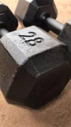 Dumbbell 28 kg
