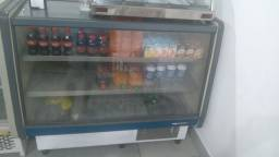 Vendo balcão refrigerado Gelopar