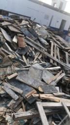 Doação de Resíduos de Madeira (para lenha)