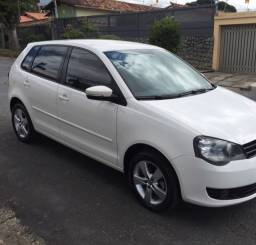 VW-Polo Hatch 1.6 (Flex) White 2010