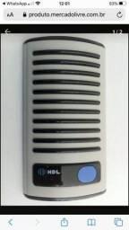 Carcaça frontal do interfone HDL * preciso comprar