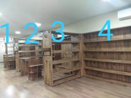 Móveis/Prateleiras Loja/Comércio