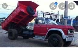 compro caminhão caçamba