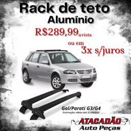 Rack de teto Gol/Parati G3/G4