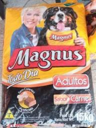 Ração Magnus todo dia sabor carne 15kg