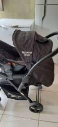 Carrinho +Bebê Conforto