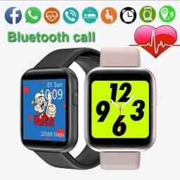 Smartwatch D20 plus Faz e recebe LIGAÇÃO via bluetooth