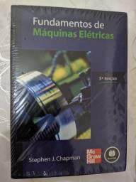 Livro Fundamentos De Maquinas Eletricas - 5ª Ed.