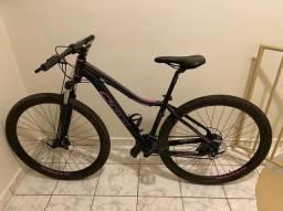 Bike feminina mtb Oggi float sport 21vl tamanho 17aro29 2021