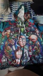 Moletom Rick e Morty