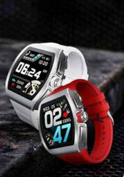 Smartwatch Magnum M1: Relógio inteligente M1 Magnum Watch a prova d'água ( android e IOS),