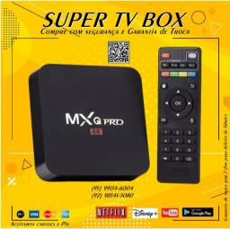 Super Tv Box MxQ pro 11.1, destrave sua tv para Smart TV, ja configurado