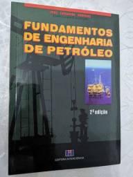 Livro Fundamentos Da Engenharia Do Petróleo Novo