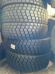 Pneu 295 borrachudo MICHELIN refil
