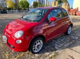 Fiat 500 Cult 2013 com 16500km Extra