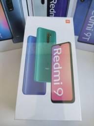 Feirão Redmi 9 64 4 de RAM Xiaomi.. Pronta entrega..Novo.. Lacrado... Garantia