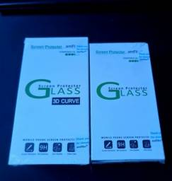 Películas de vidro Glass screen protector - Oficial diversos modelos