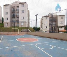 Apartamento com 2 dormitórios à venda, 51 m² por R$ 185.000,00 - Vila Nambi - Jundiaí/SP