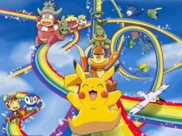 Painel para Aniversário Pokemon