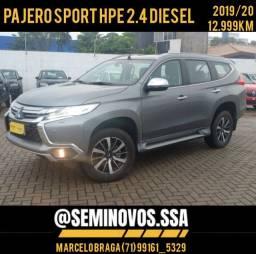 Pajero Sport HPE 2.4 DIESEL - 2019/20 - Marcelo braga