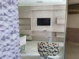 BF - Apartamento studio finamente decorado no Beach Class Santa Maria!