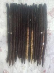 Dreadlock (cabelo humano) 27cm / Dread