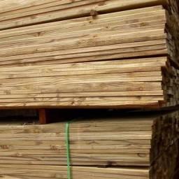 Deck madeira Pinus Autoclavado