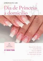 Nail designer a domicílio