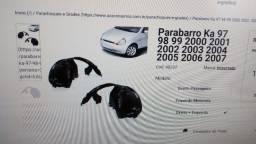 Vendo - para-barro dianteiro para veículo Ford Ka