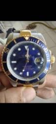 Relógio Rolex submariner máquina topp