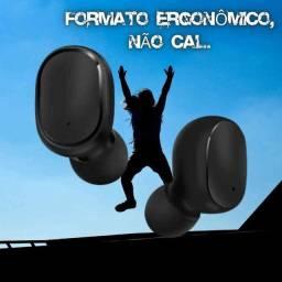 Fone Ouvido Digital True Esporte Bluetooth 5.0 E6s Tws??