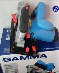 Serra Circular Com guia Laser 1300W Gama